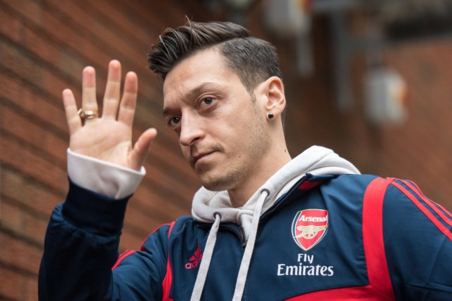Mesut Ozil facing permanent Arsenal squad axe as Mikel Arteta must leave out two players