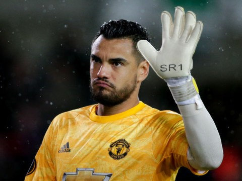 Sergio Romero makes request to Manchester United board after blocked transfer