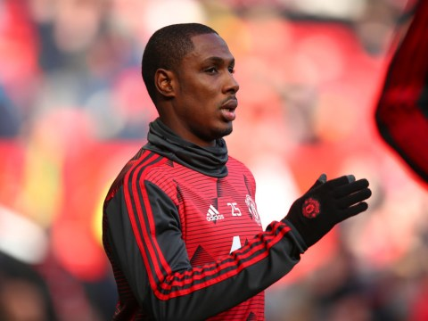 Odion Ighalo 'welcomes' arrival of Edinson Cavani and Alex Telles at Manchester United