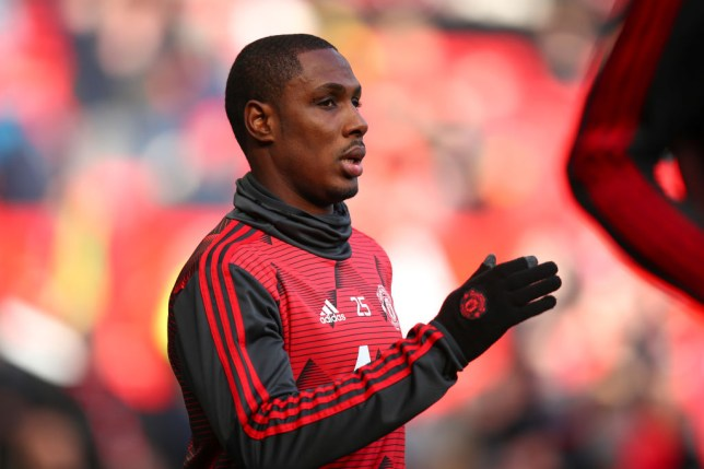 Odion Ighalo says he 'welcomes' Manchester United signing new players