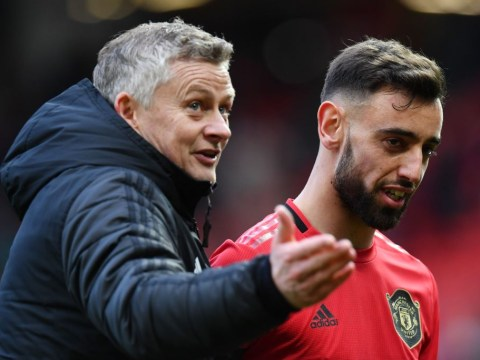 Bruno Fernandes privately questioning Manchester United boss Ole Gunnar Solskjaer