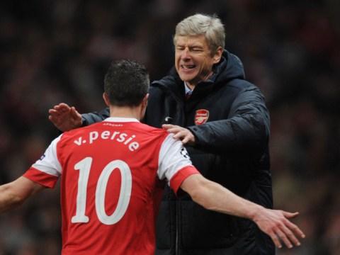 Arsene Wenger reveals why he blocked Robin van Persie's request to rejoin Arsenal from Man Utd