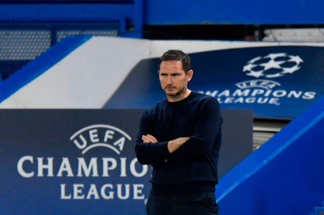 Lampard's side ground out a point against Sevilla