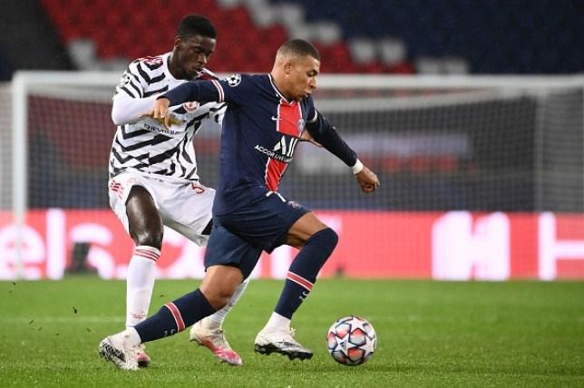 Tuanzebe kept Mbappe quiet in Paris