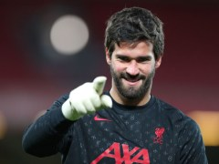Alisson Becker reveals he made a mockery of medical advice with injury return