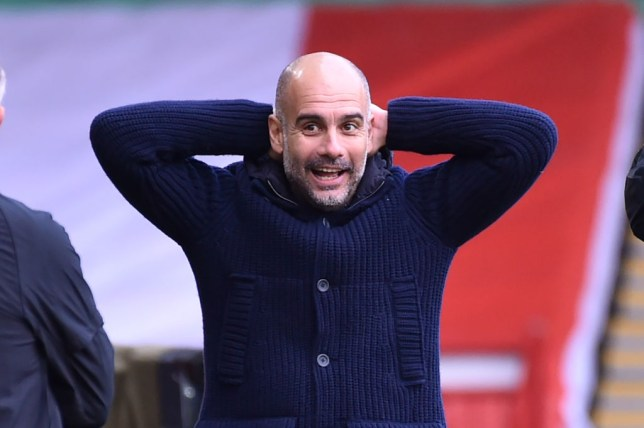 Manchester City boss Pep Guardiola sends clear message to Barcelona over potential return