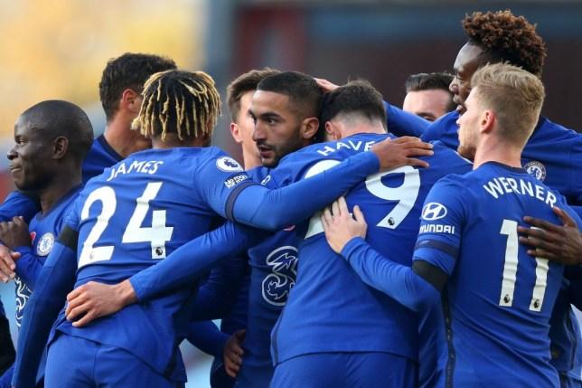 Frank Lampard praises Hakim Ziyech's performance for Chelsea in win over Burnley