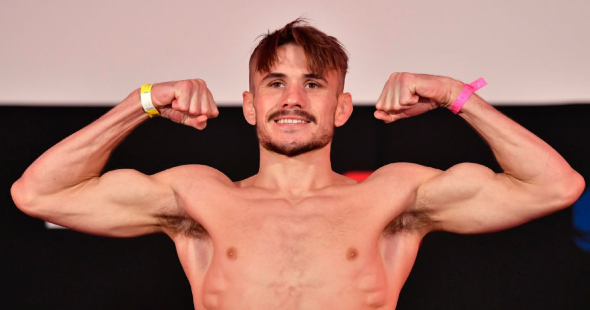 Nathaniel Wood planning UFC 254 fireworks: 'I want a nice bonus before Christmas' - metro