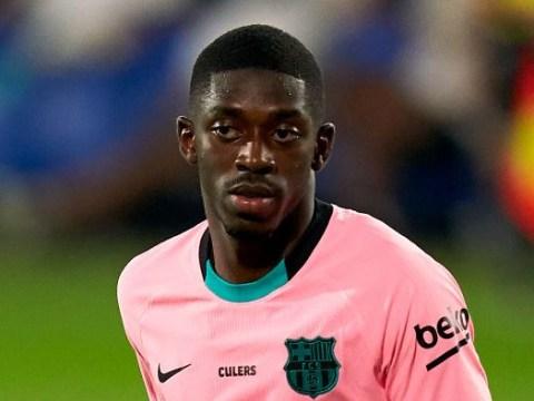 Ousmane Dembele reconsiders Barcelona future after Manchester United begin talks