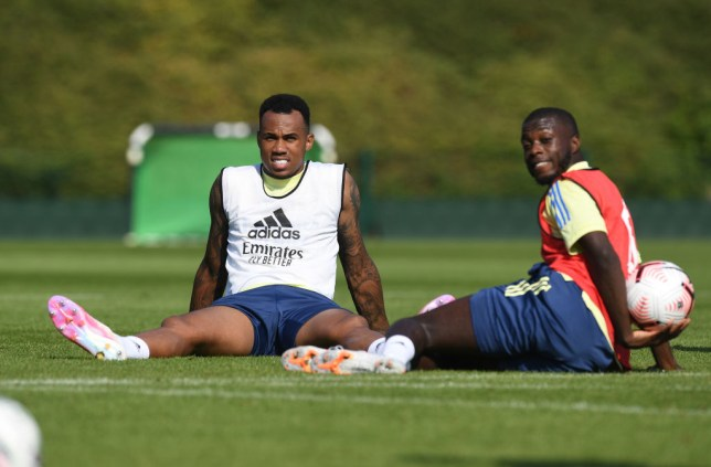 The two players linked up while at Lille