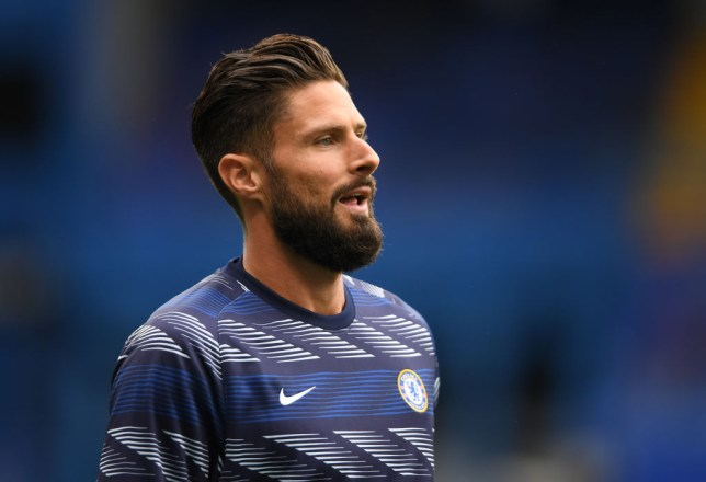 Giroud Speaks Out On His Future As Chelsea Striker Faces Increased Competition For His Place Metro News