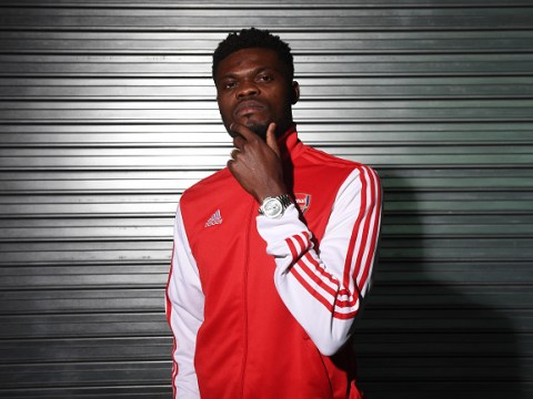 Mikel Arteta's new signing Thomas Partey backed to emulate Arsenal legend Patrick Vieira by Ray Parlour