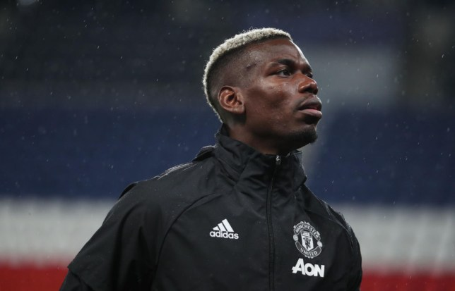 Pogba has faced plenty of criticism at United