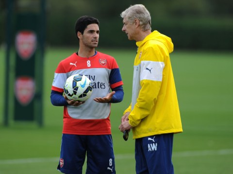 Arsene Wenger rates Arsenal's top-four chances and sends advice to Mikel Arteta