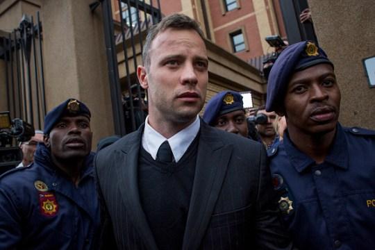 Oscar Pistorius Attends A Fresh Sentencing Hearing In Reeva Steenkamp Murder in Pretoria, South Africa