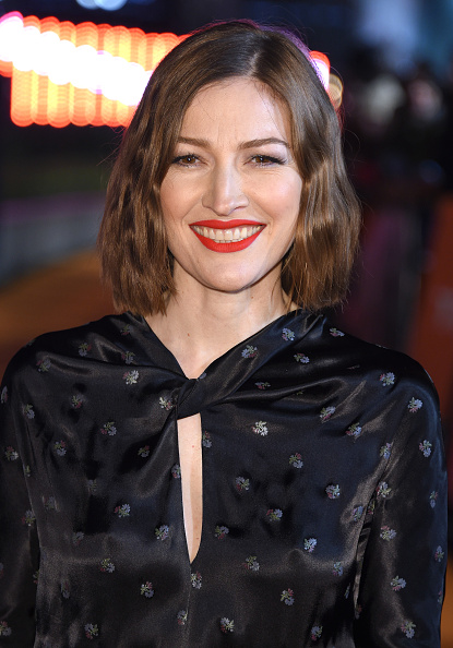 Kelly Macdonald arrives at the world premiere of T2 Trainspotting