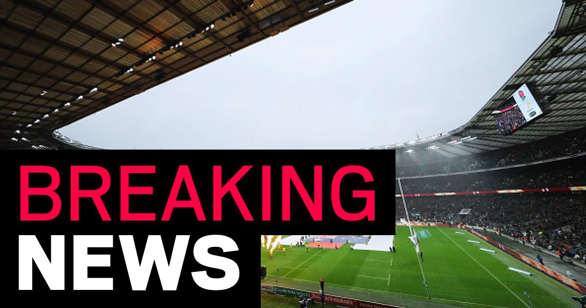 England vs Barbarians cancelled due to Covid breach - metro