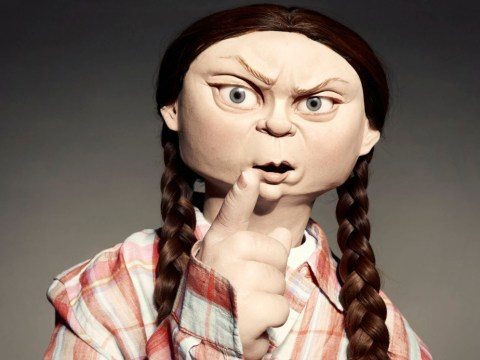 As an Autistic person, Spitting Image's Greta Thunberg feels tired and stereotypical