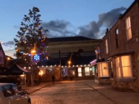 Coronation Street spoilers: Jack P Shepherd gives first look at Weatherfield's Christmas