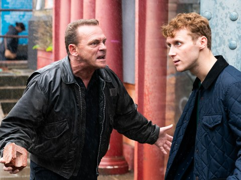 EastEnders spoilers: Jay tries to stop Billy killing evil rapist who attacked Honey