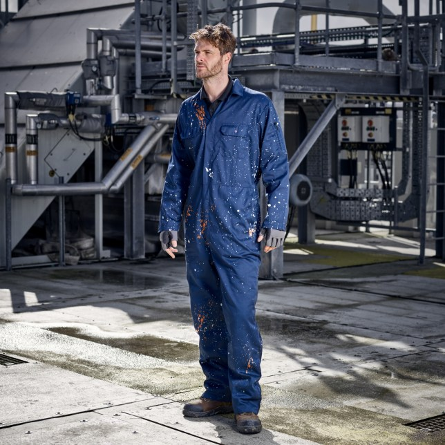 B&Q launches DIY distressed coveralls kit - 97% cheaper than Ralph Lauren's