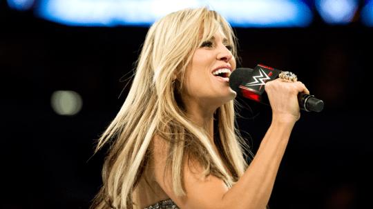 Former WWE ring announcer Lilian Garcia