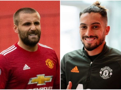 Luke Shaw responds to Manchester United's decision to sign Alex Telles