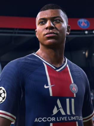FIFA 21 reveals cover star Kylian Mbappé and… some really ...