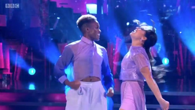 Strictly Come Dancing Nicola Adams