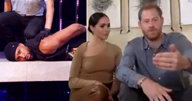 Prince Harry and Meghan defend Diversity