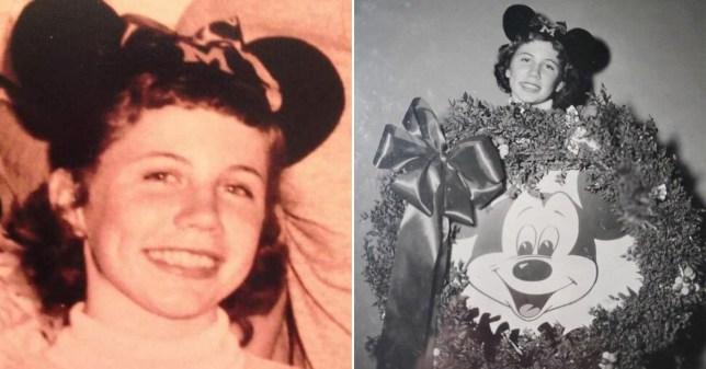 Original Mickey Mouse Club Mouseketeer Bonni Lou Kern