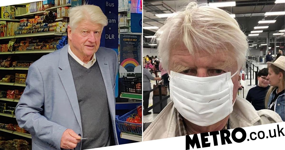 UK: PM`s dad won`t be fined for shopping...
