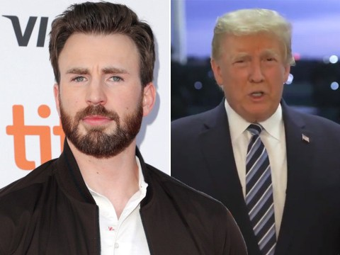 Avengers star Chris Evans slams Donald Trump for 'recklessly' telling nation: 'Don't be afraid of Covid'