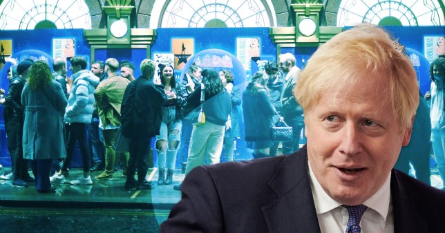Boris Johnson and the rule of six