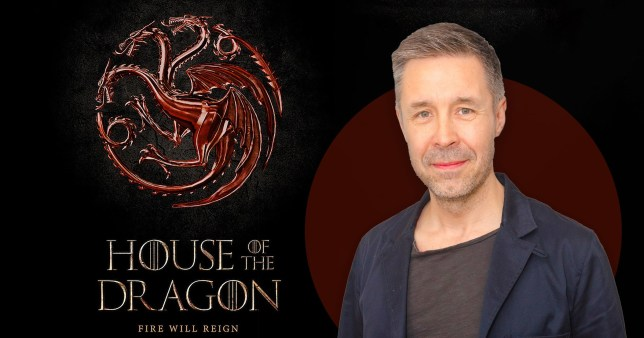 Paddy Considine in House of the Dragon