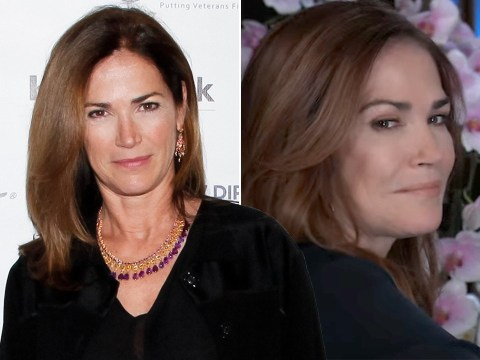 General Hospital fans are delighted as Kim Delaney returns to daytime TV