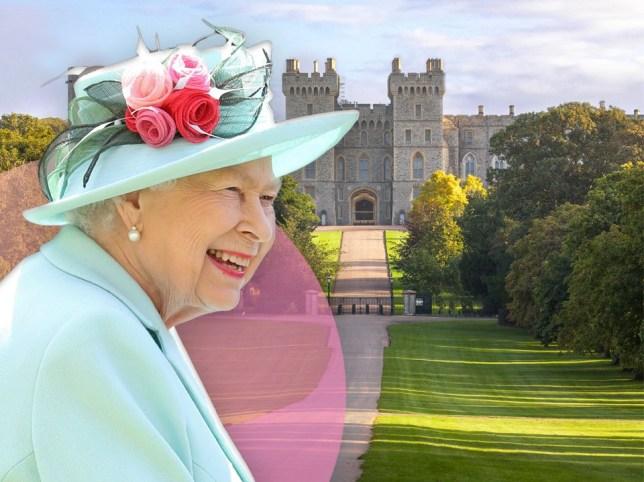 queen returns to windsor