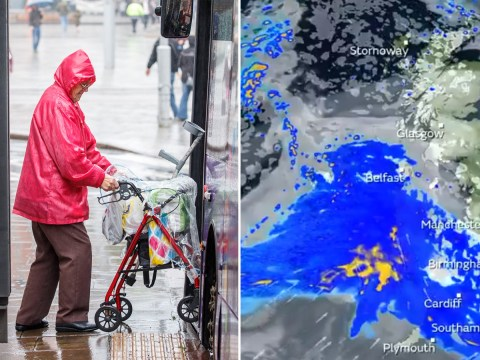 Fears of flooding as Met Office issues severe weather warning