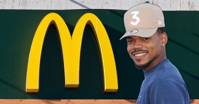 Chance The Rapper and McDonald's