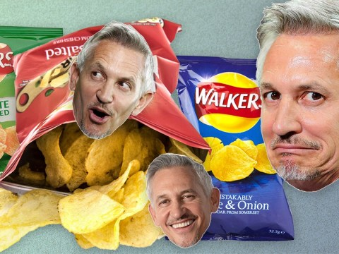 Gary Lineker 'signs three-year deal with Walkers Crisps for £1.2million' but won't be in as many adverts