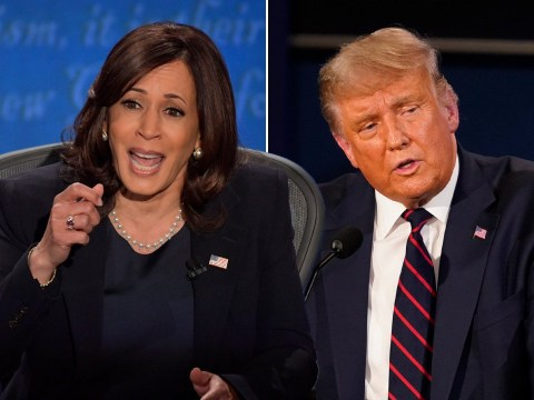 Kamala Harris says Donald Trump is biggest failure in US presidential history