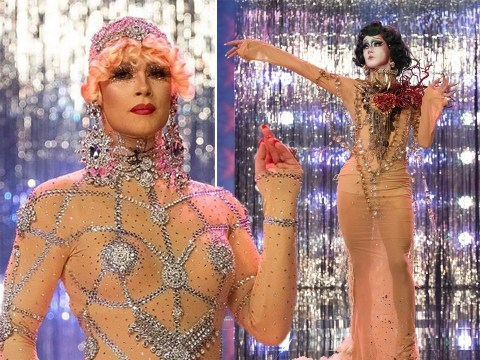 Drag Race Holland's eliminated queen Madame Madness on failing to impress judges after shaving off iconic beard