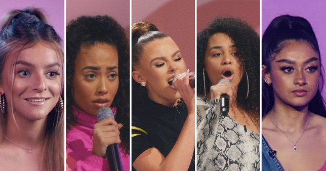 Little Mix reveals girl dance group after changing their minds at last minute