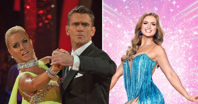 Eastender\'s star Scott Maslen gives Maisie Smith warning about losing weight ahead of Strictly