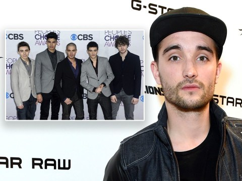 The Wanted's Max George and Jay McGuiness lead support for Tom Parker after brain tumour diagnosis