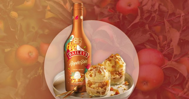 Baileys launches limited edition apple pie flavour liqueur 2