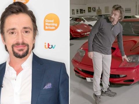 Richard Hammond forced to sell Ferrari to afford rent during Top Gear