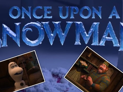 Frozen spin-off Once Upon A Snowman lands on Disney Plus