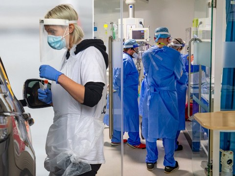 NHS 'won't cope' if infection rate continues at current rate, scientist warns