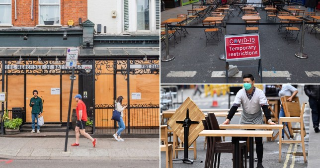 Government could introduce fourth tier which would close restaurants and non essential shops